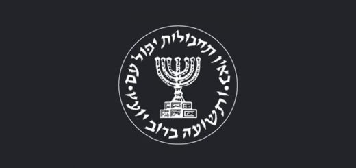 Mossad National Intelligence Agency Of Israel