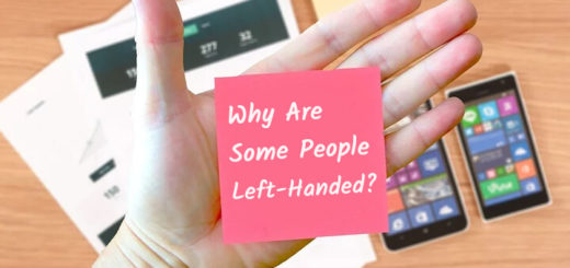 Why Are Some People Left-Handed?