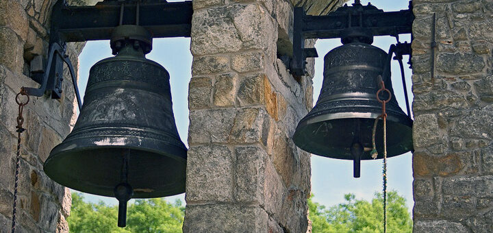 These are the world's largest bells