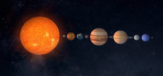 How far away from the sun is each planet?