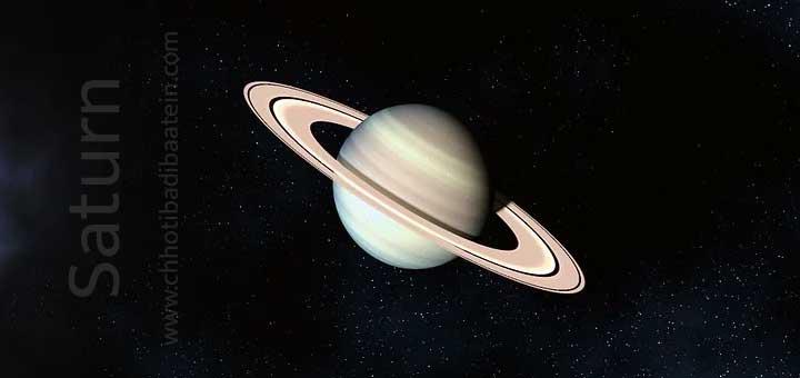 Interesting Facts About Planet Saturn - 'शनि' ग्रह के बारे में रोचक तथ्य