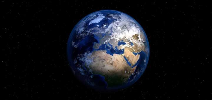 Unknown and interesting facts about the Earth! - पृथ्वी के बारे में अज्ञात और रोचक तथ्य!
